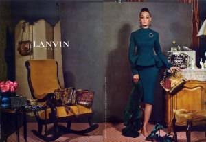Lanvin Model